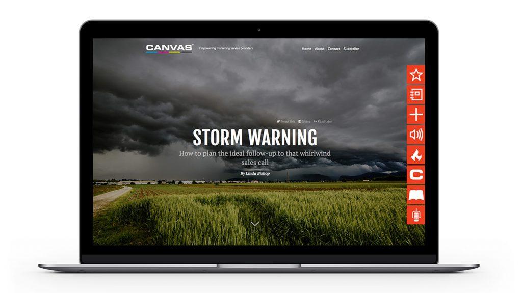 CFO-StormWarning
